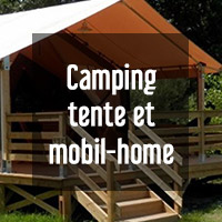 Camping location tente et mobil-home à Montaigu